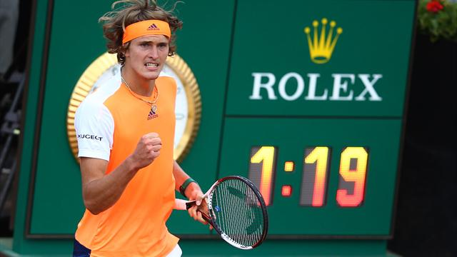 Erstes Masters-Halbfinale! Meilenstein für Alexander Zverev