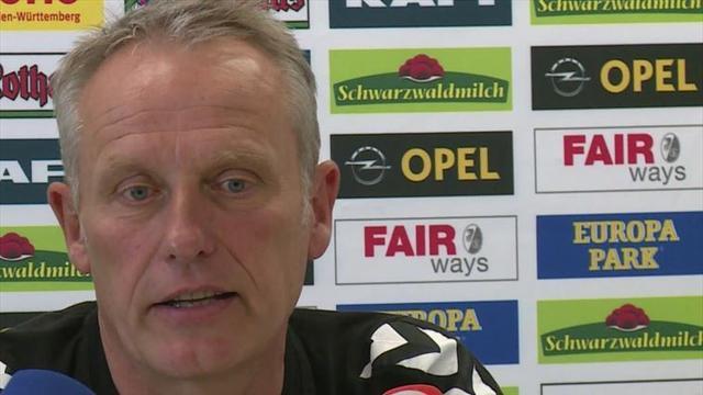 """Streich: """"...dann schießt Bayern ja trotzdem Tore"""""""