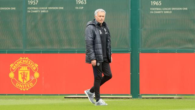 Manchester United boss Jose Mourinho takes Europa League swipe at Ajax