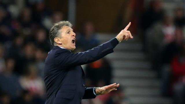 Claude Puel stays focused despite question mark over Southampton future