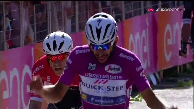 Giro 2017: Fernando Gaviria triunfa por cuarta ocasión