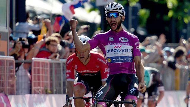 Giro 2017: La cuarta victoria de Gaviria, protagonista de la 13ª etapa