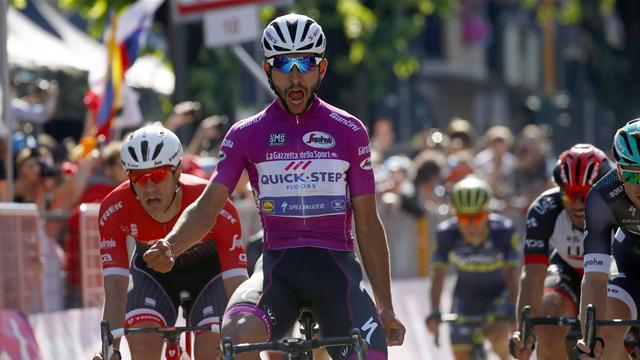Glorious Gaviria makes it four wins at the Giro