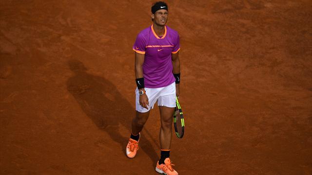 Hammer in Rom: Sandkönig Nadal geht gegen Thiem k.o.