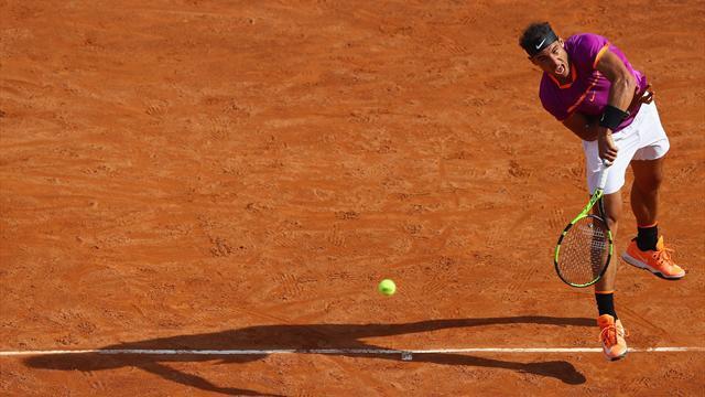 Malgré la défaite, Nadal reste sur ses certitudes