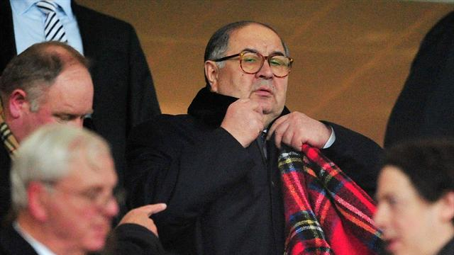 Usmanov prova la scalata all'Arsenal: offerta da 1,3 miliardi di dollari per il 67% del club