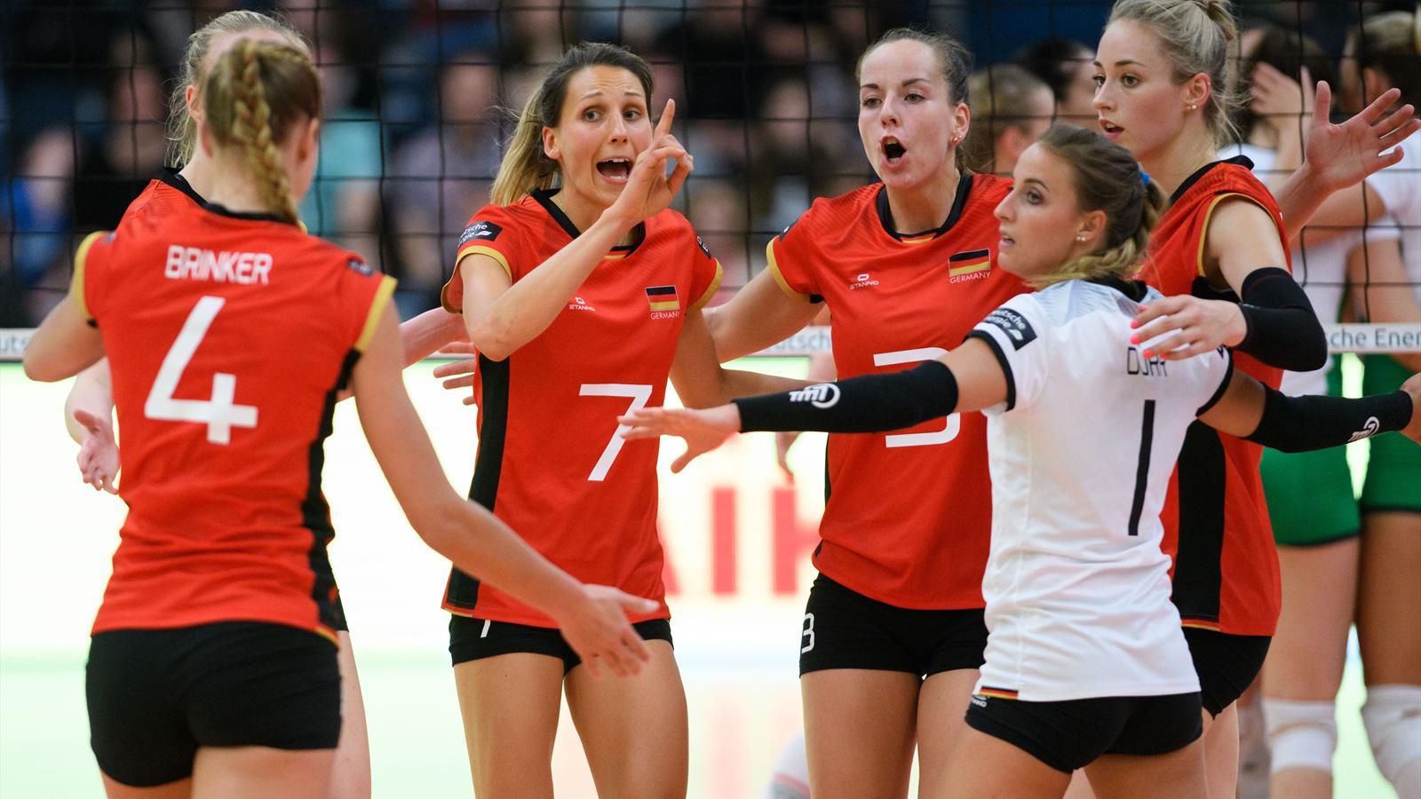 Volleyball wm frauen 2020