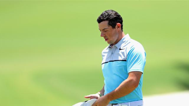 McIlroy withdraws from BMW PGA Championship with rib injury