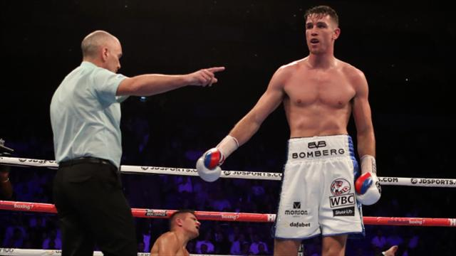 Callum Smith to face Anthony Dirrell for WBC super-middleweight title
