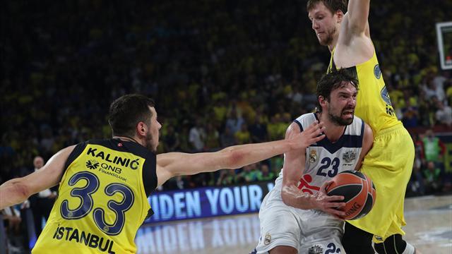 Euroliga Final Four 2017, Fenerbahçe-Real Madrid: Pesadilla turca (84-75)