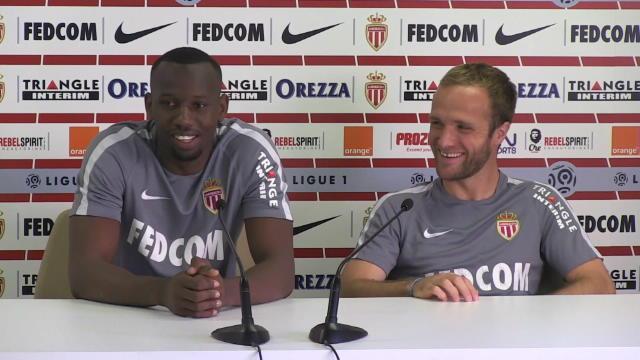 A Monaco, Seydou Sy se paye ses coéquipiers dans une conférence de presse hilarante