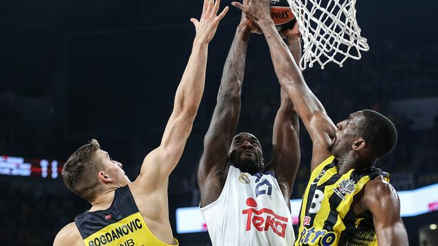 Fenerbahçe üst üste ikinci kez EuroLeague finalinde