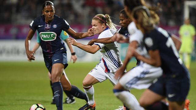 Suivez la Coupe de France Féminine ce week-end en direct sur Eurosport 2 et Eurosport Player