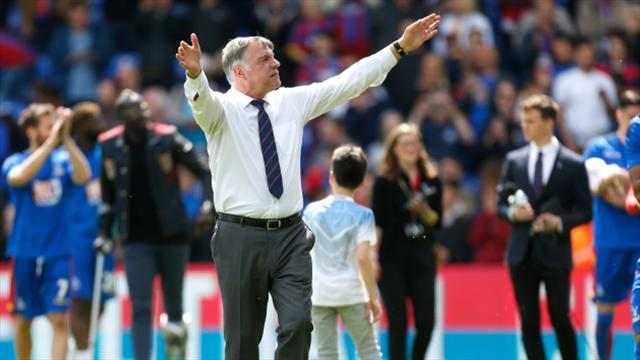 Survival success helps Sam Allardyce put England nightmare in the past