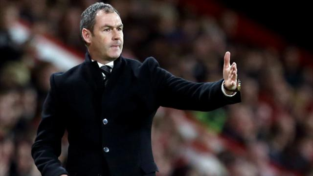 Swansea minds not on the beach despite Ibiza trip, says Paul Clement