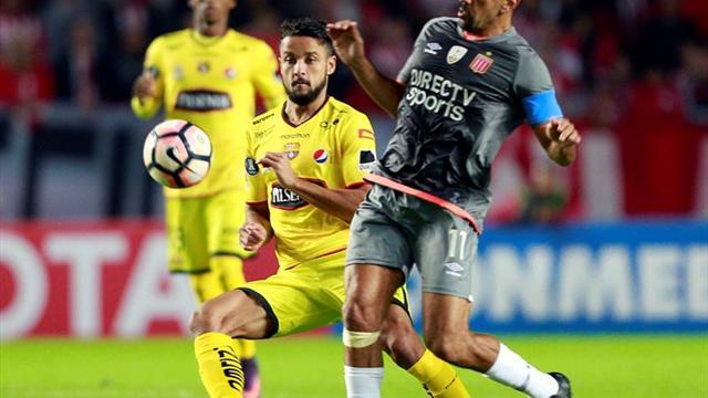 El brasileño Marques, del Barcelona, obtuvo la nacionalidad ecuatoriana