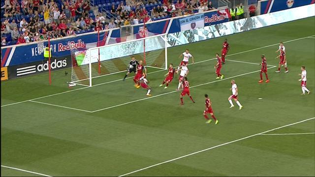 MLS: New York Red Bulls - Toronto FC (Özet)
