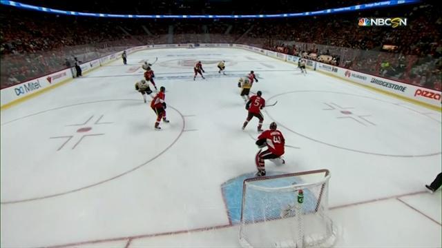 «Оттава» почти отыгралась с 0:3 у «Питтсбурга», но в итоге нет