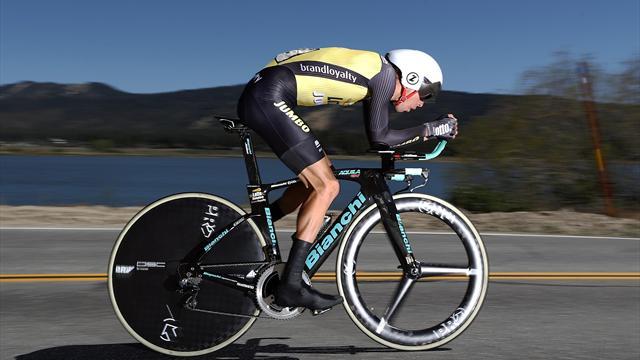 George Bennett remporte le général — Tour de Californie