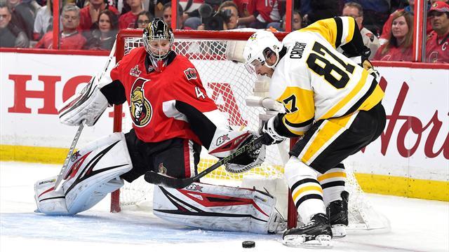 Pittsburgh gelingt Ausgleich gegen Ottawa
