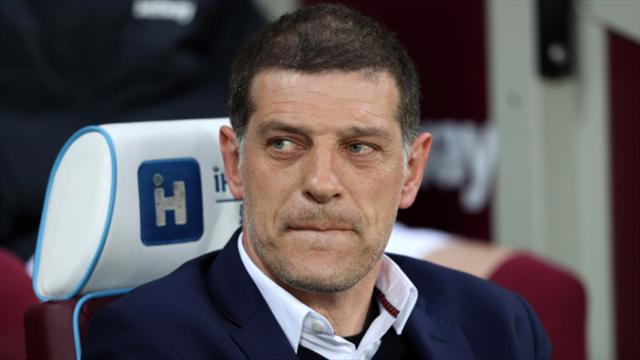 Slaven Bilic targets top-six finish for West Ham next season