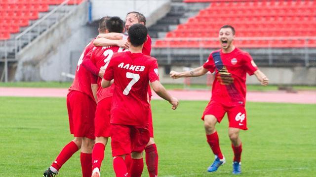 «Енисей» и «СКА-Хабаровск» сыграют в стыковых матчах за выход РФПЛ