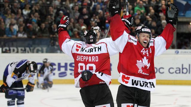 Сборная Канады хочет сыграть с Россией на этапах Евротура в Москве и Финляндии