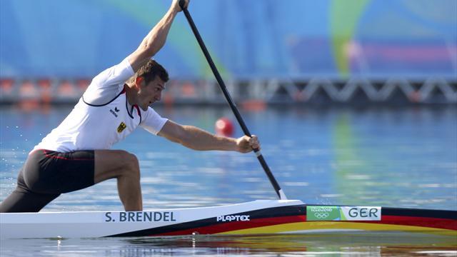 Kanu-Ass Brendel beim Start in die Weltcup-Saison disqualifiziert