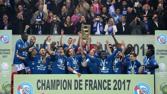 De la CFA 2 à la Ligue 1, l'époustouflant comeback de Strasbourg