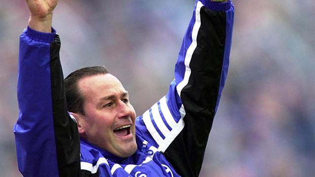 """20 Jahre Eurofighter: Schalke verabschiedet """"Jahrhunderttrainer"""" Stevens"""