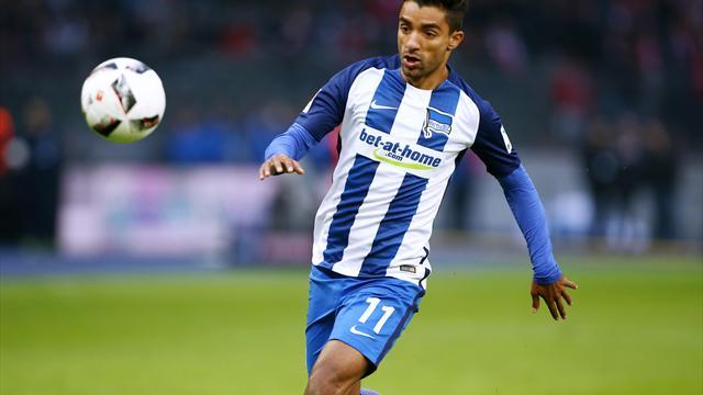 St. Pauli verpflichtet Allagui von Hertha BSC