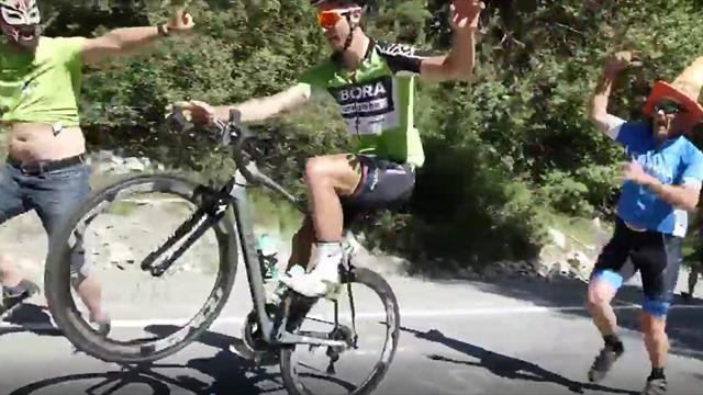 WATCH: Peter Sagan pulls wheelie during Tour of California