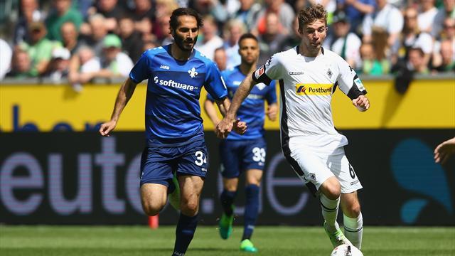 Gladbach verpasst Europa League