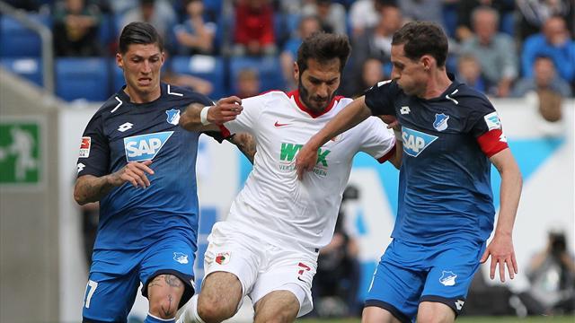 Hoffenheim muss in die Champions-League-Quali