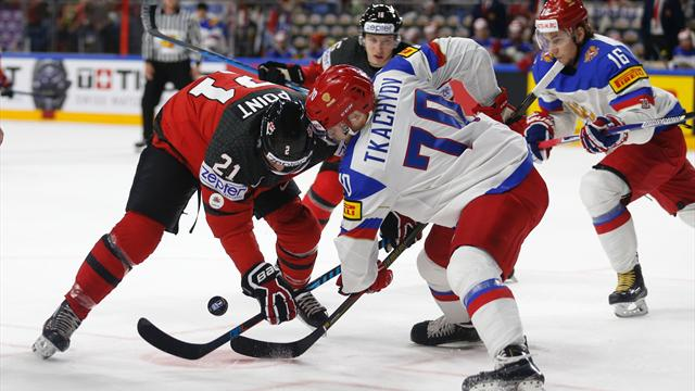 Генменеджер сборной Канады похоккею рассчитывает сыграть сроссиянами передОИ