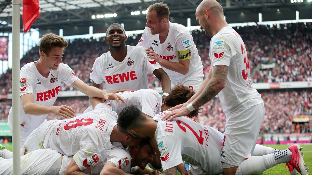 1 Fc Köln Qualifiziert Sich Für Die Europa League Bundesliga 2016