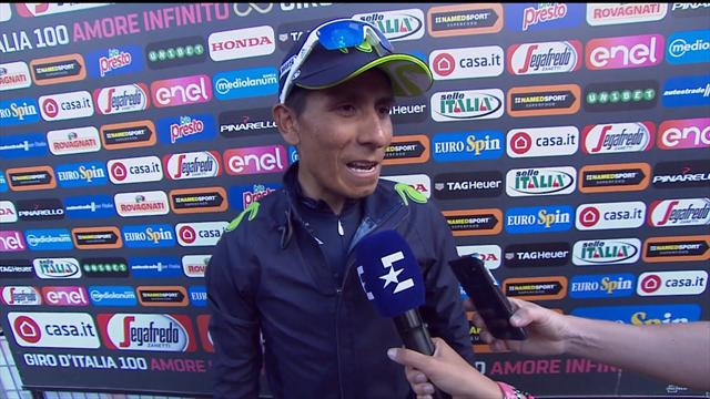 Nairo Quintana: My strong point is the mountains