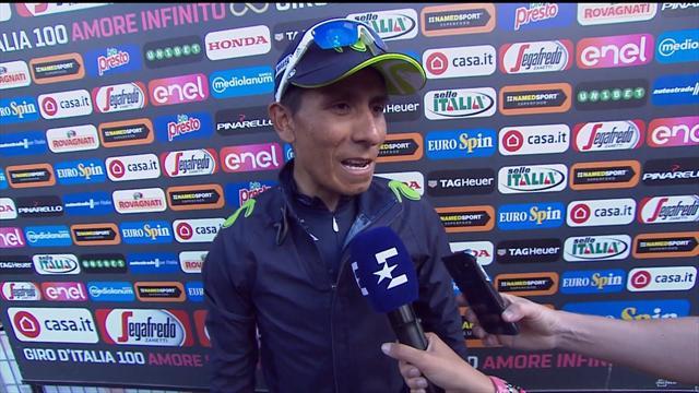 """Quintana: """"Dachte, der Anstieg liegt mir besser"""""""
