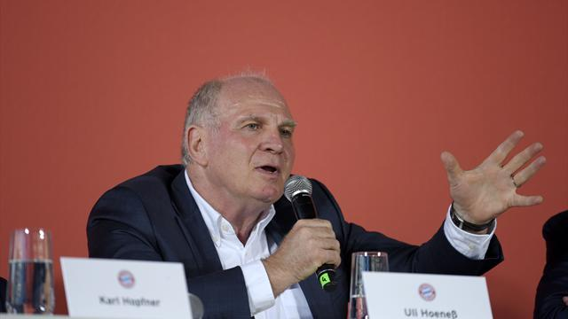 Rückkehrer der Saison: Uli Hoeneß (Bayern München)
