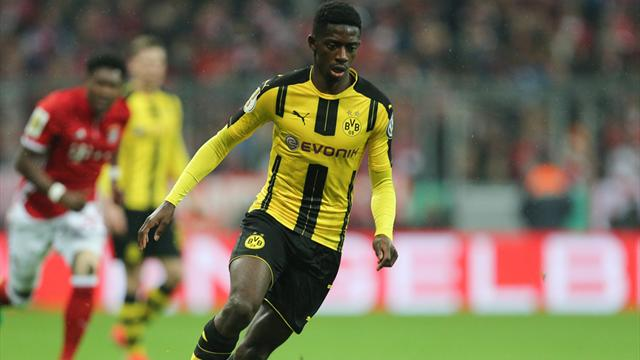 Entdeckung der Saison: Ousmane Dembélé (Borussia Dortmund)