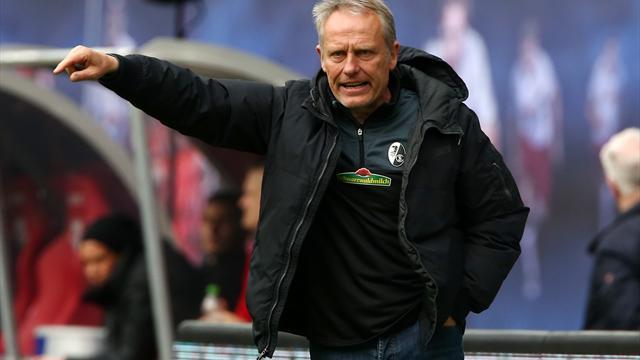 Trainer des Jahres: Christian Streich (SC Freiburg)