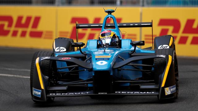 Buemi disqualified from Berlin opener