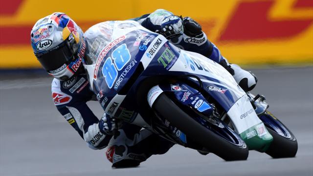 Moto3 : Martin récupère la pole position