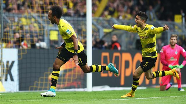 4:3! BVB nach irrem Spiel in der Champions League
