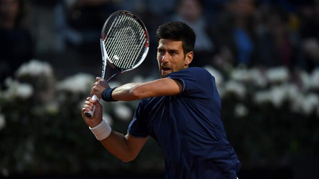 Impitoyable, Djokovic n'a laissé qu'un petit jeu à Thiem