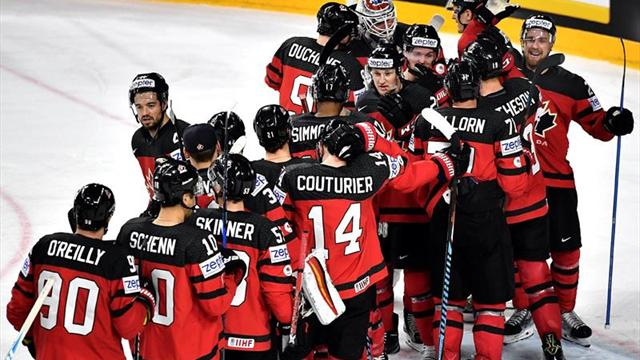 Canadá buscará su tercer título consecutivo ante Suecia