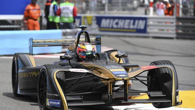 Steering rack failure caused Vergne crash