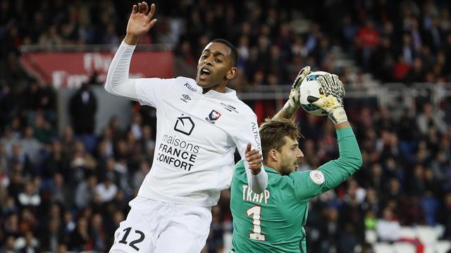 Un penalty stoppé, un but refusé et la délivrance : Caen n'est pas près d'oublier sa soirée au Parc