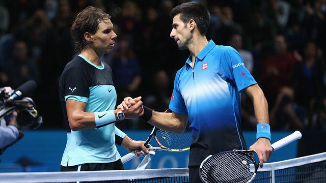 Nadal und Djokovic liefern sich heißen Kampf um Nummer eins zum Jahresende