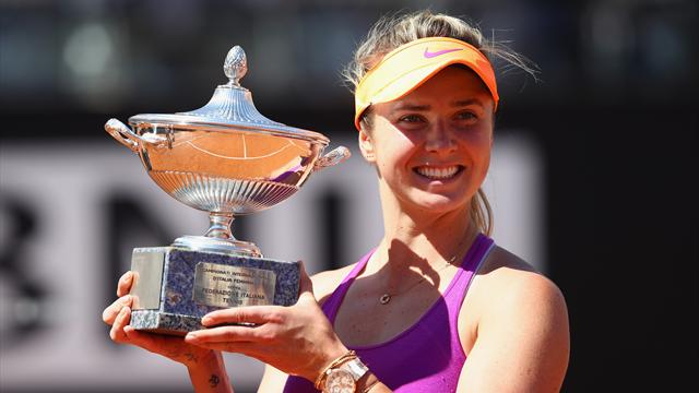 Свитолина взяла четвертый титул в сезоне